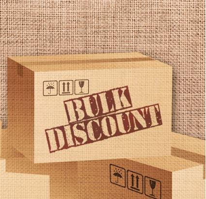 Bulk Packages