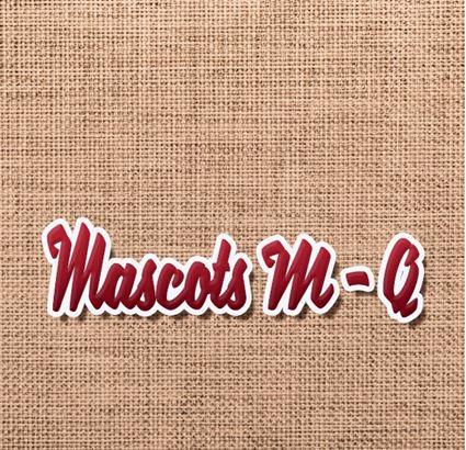 Mascots M-Q