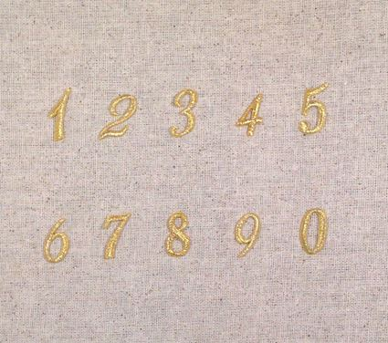 Gold Numbers 1