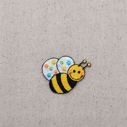 Small Shimmery Bee