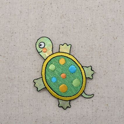 Childrens Large Shimmery Turtle
