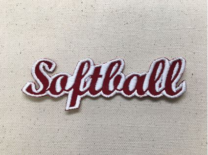 Softball - Cardinal Red/White