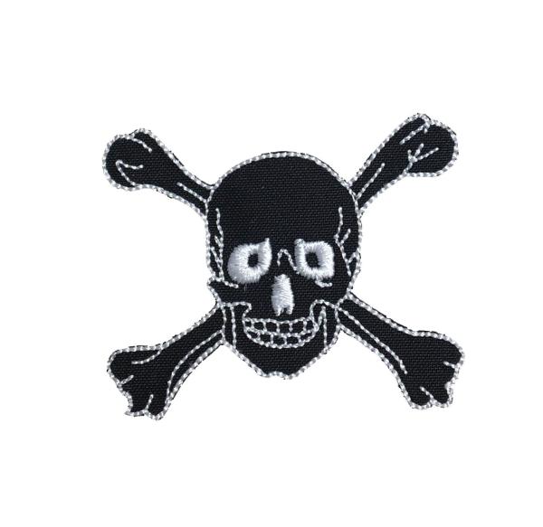 Black Skull/Crossbones