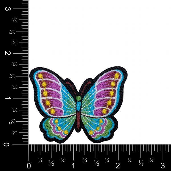 Purple Jewel tone Butterfly