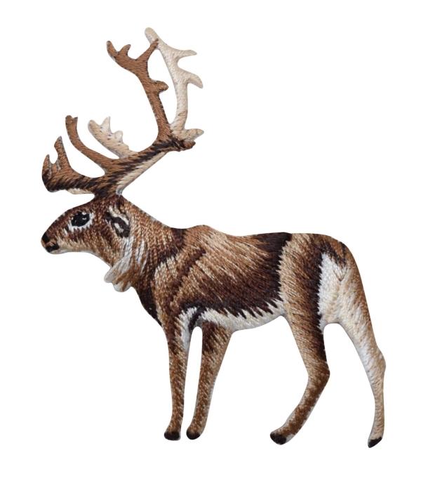 Natural Caribou Elk Deer