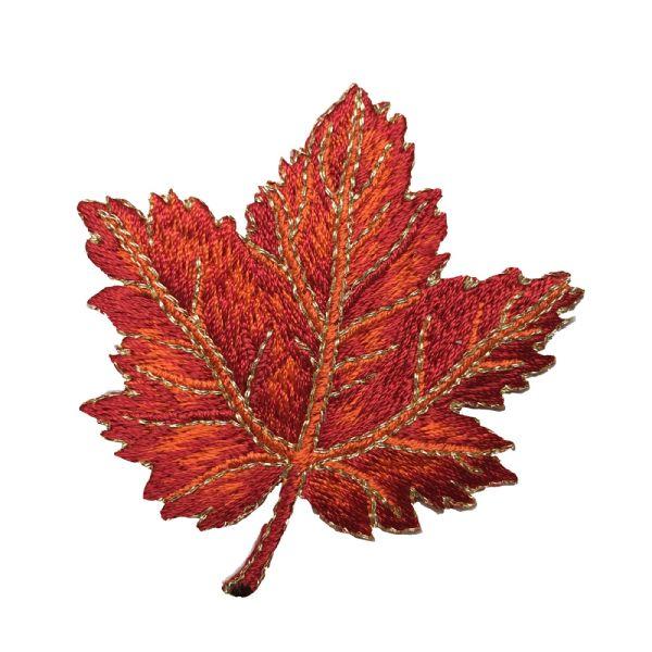 Maple Leaf - Orange