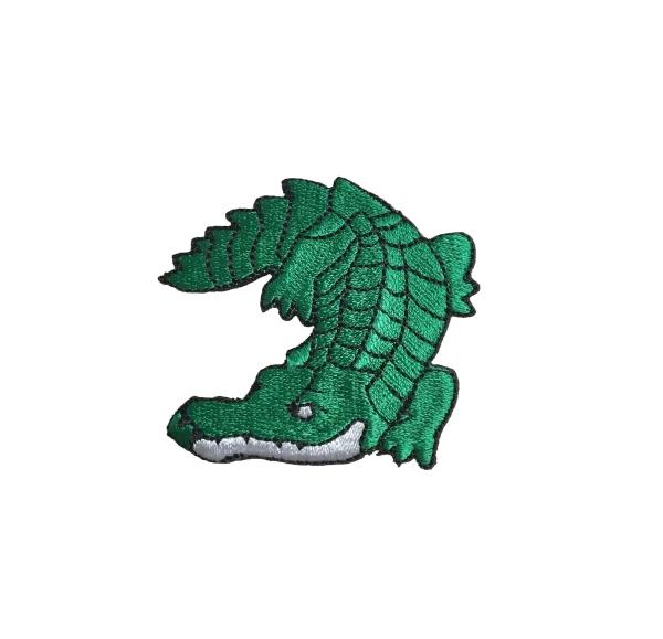 Green Alligator - Large