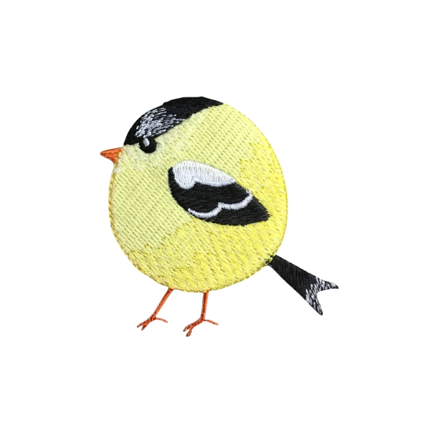 Chubby Goldfinch