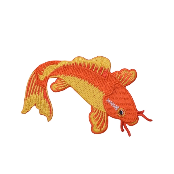 Koi Fish - Orange
