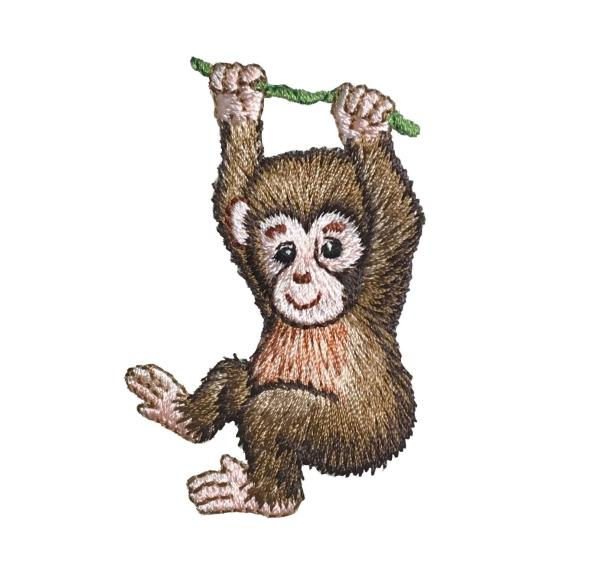 Baby Monkey - Branch