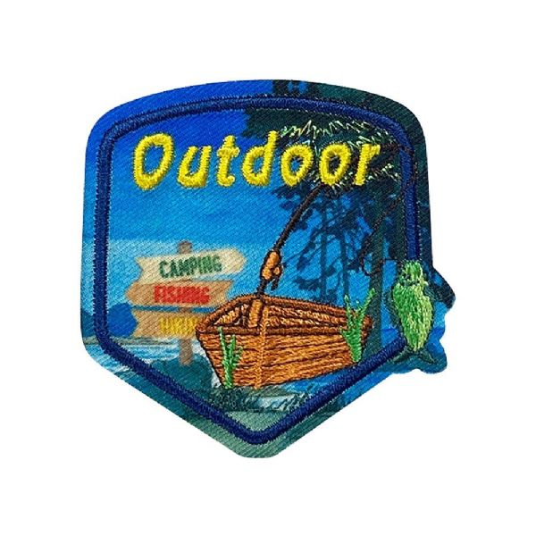 Outdoors - Camping Fishing Hiking