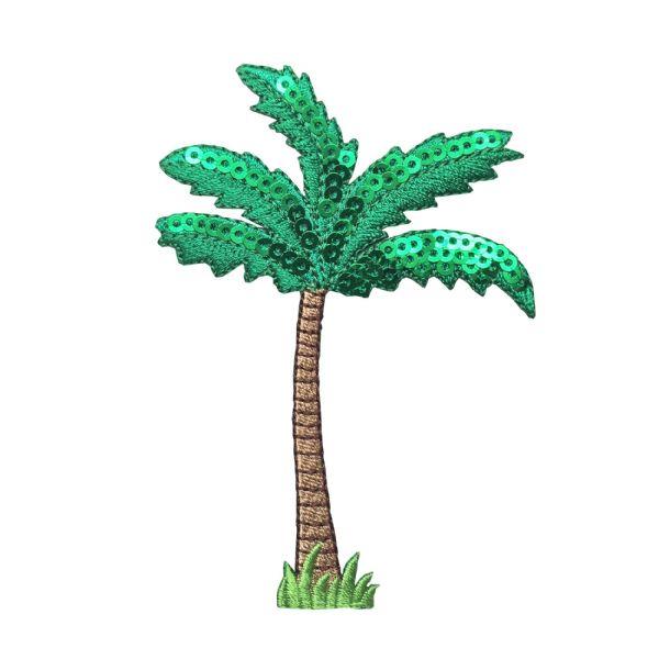 Sequin Palm Tree