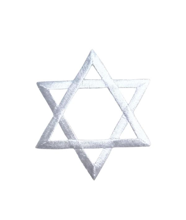 Star of David - L White