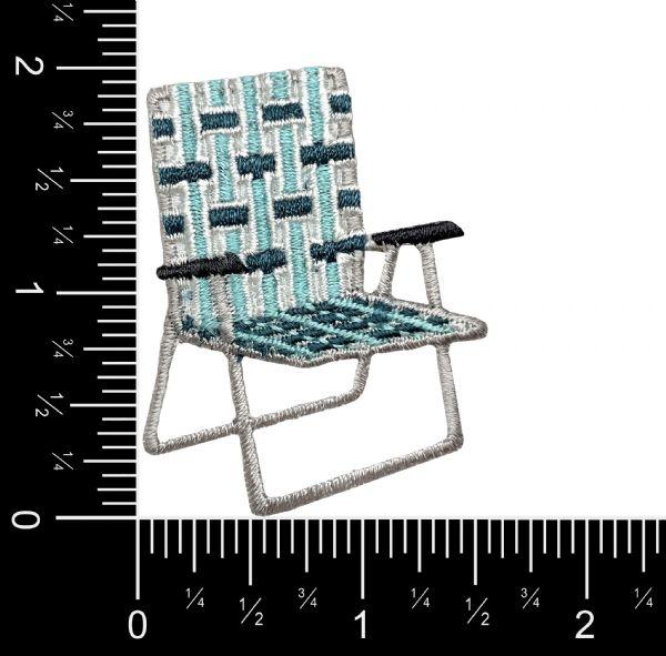 Green Lawn Chair