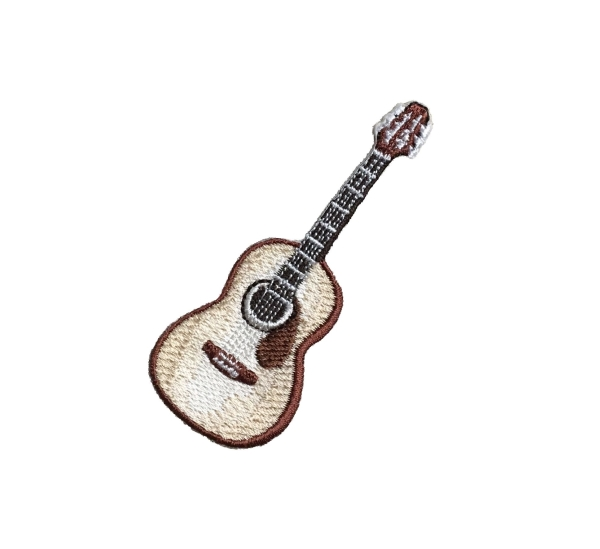 Musical Acoustic Guitar