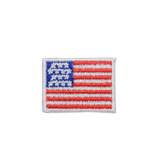 Small Patriotic American Flag