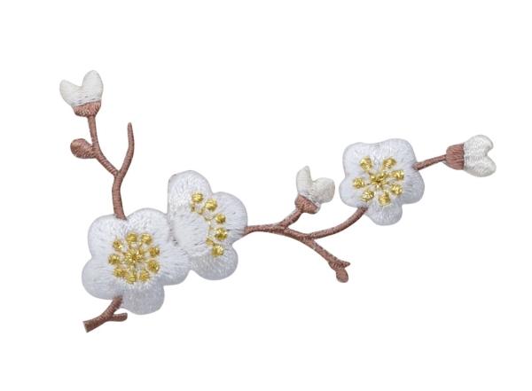 White Cherry Blossom - Right