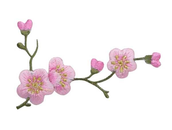 Pink Cherry Blossom - Right