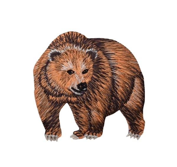 Brown Kodiak Grizzly Bear