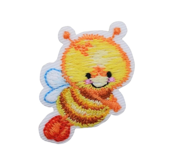 BEE IRON ON APPLIQUE 1518543-A