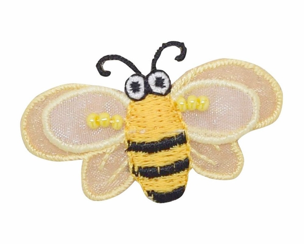 Small Layered Yellow Bumble Bee