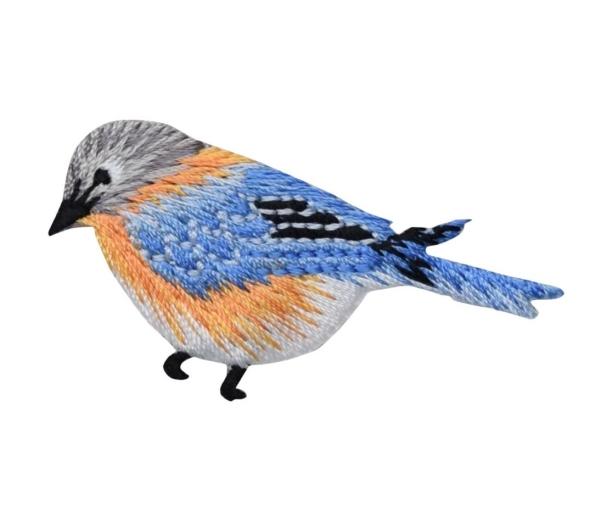 Blue Bird - Facing Left