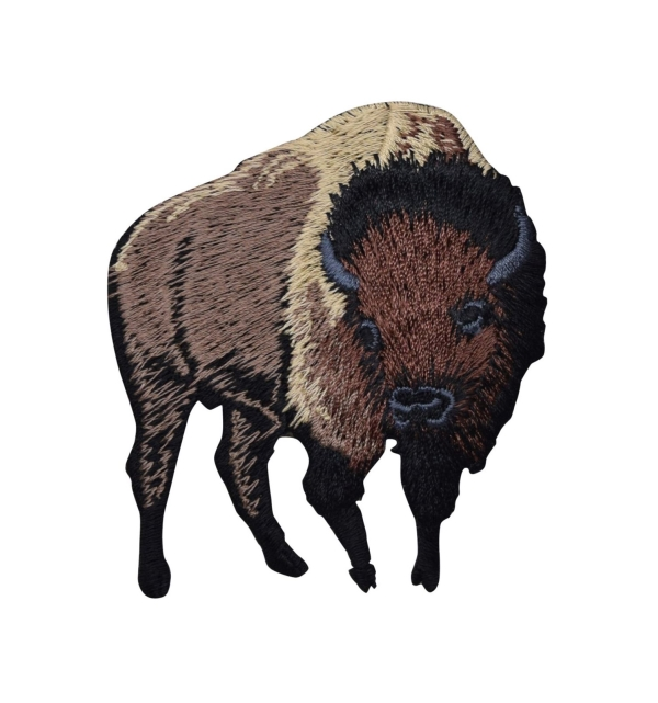Brown Buffalo American Bison