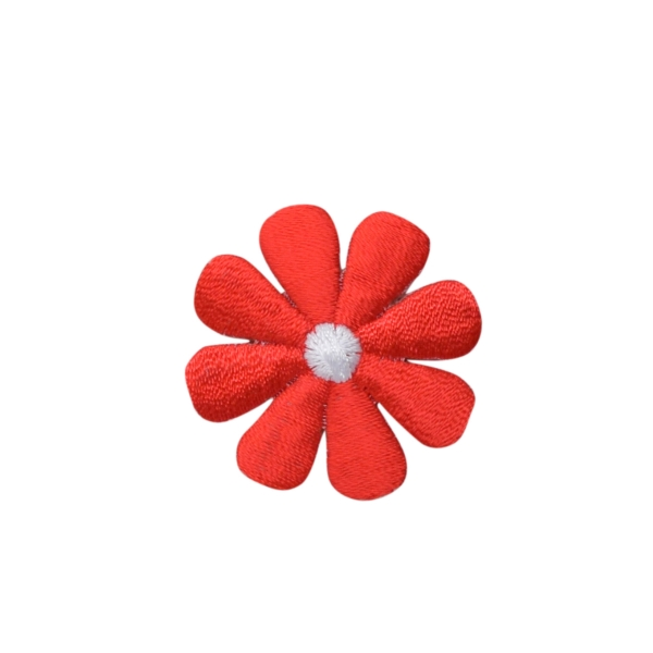 Small Red Daisy Flower