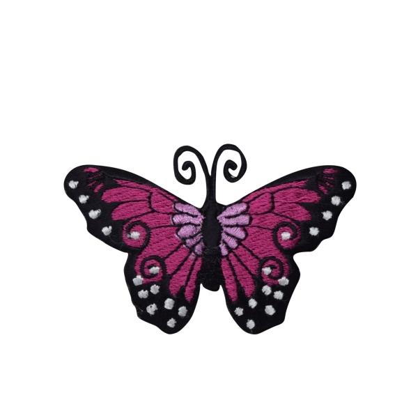 Butterfly - Dark Fuchsia