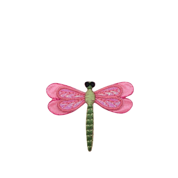 Small Pink Layered Dragonfly