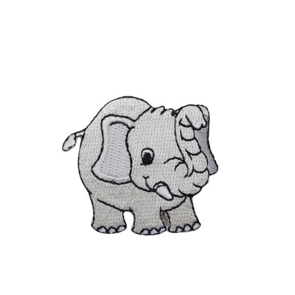 Childrens Gray Elephant