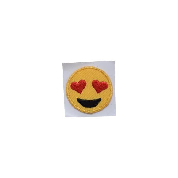 Small - Emoji Heart Eyes