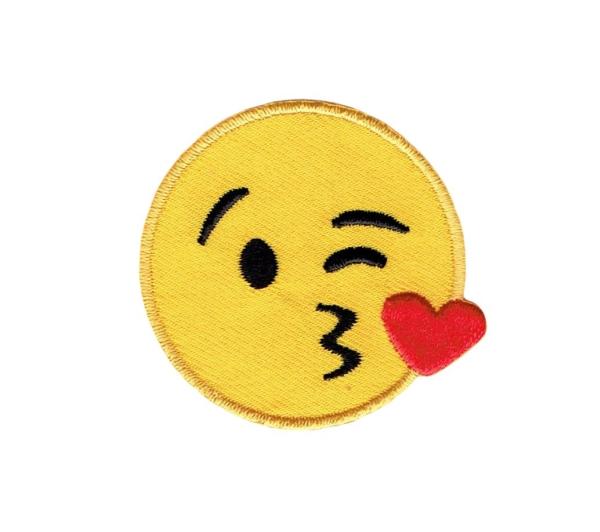 Large Emoji - Blowing Kiss on Cheek
