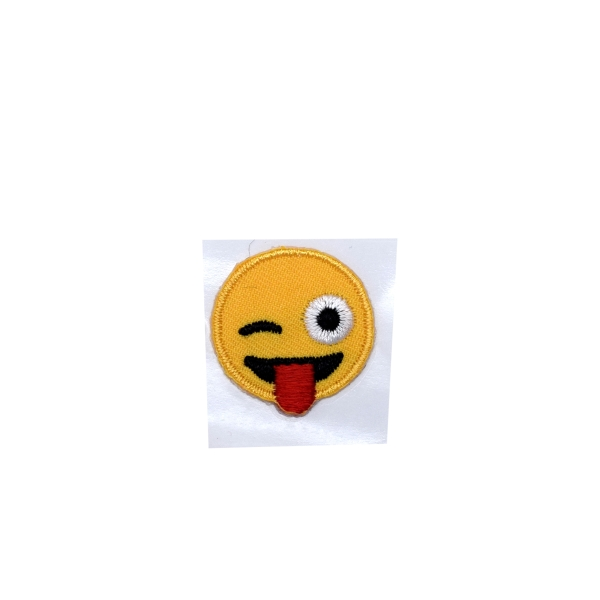 Small - Emoji Winking Tongue
