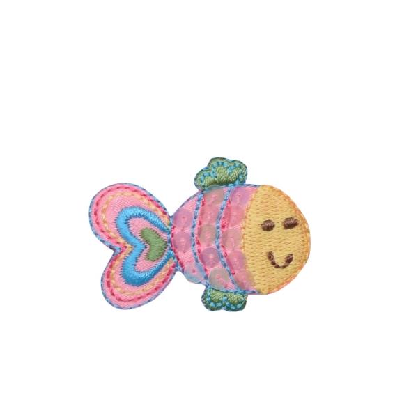 Sequin Rainbow Fish