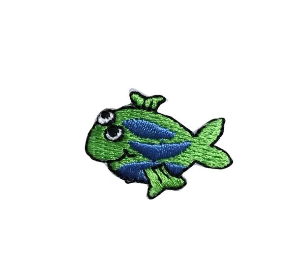 Small Green Fish