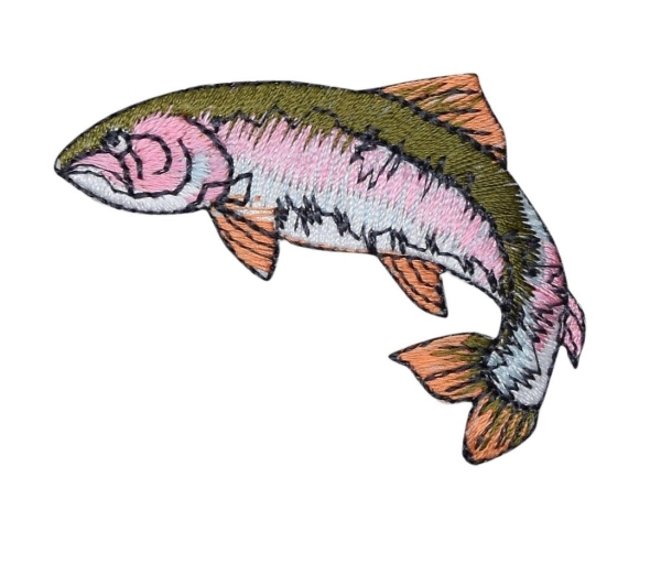 Rainbow Trout - Left