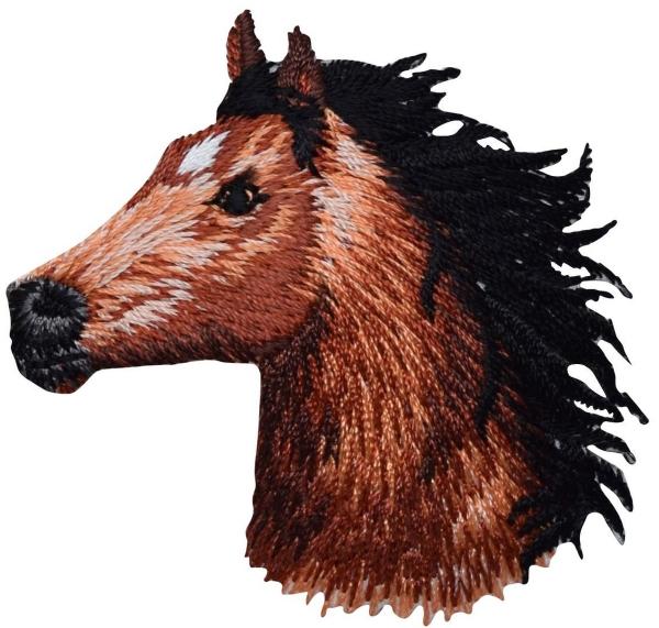 Horse Head Facing Left