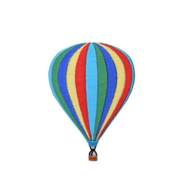 Hot Air Balloon - Striped
