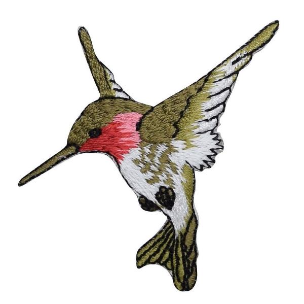Large Hummingbird - Left