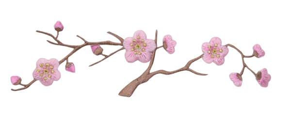 Lg Pink Cherry Blossom