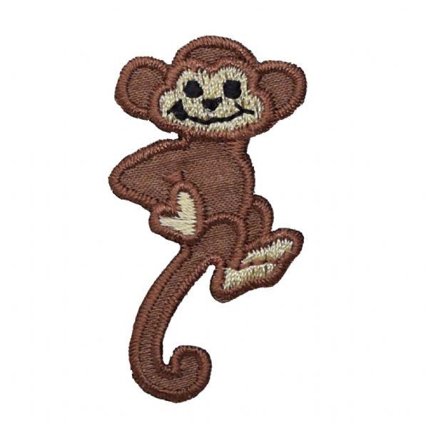 Monkey - Tail Down