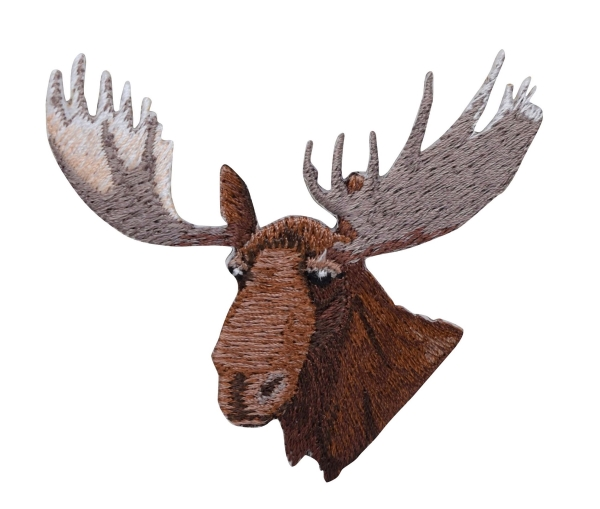 Moose Head - Left