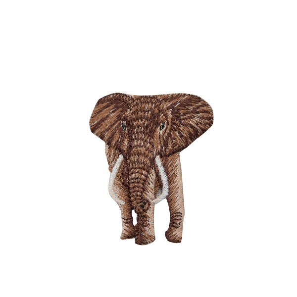 Natural Brown Elephant