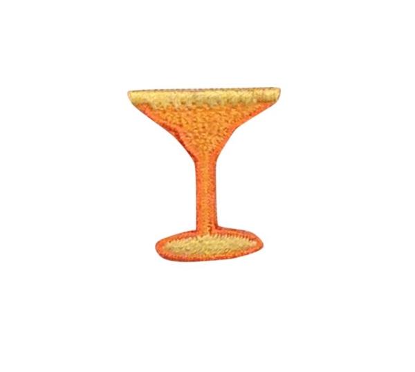 Orange Margarita Glass