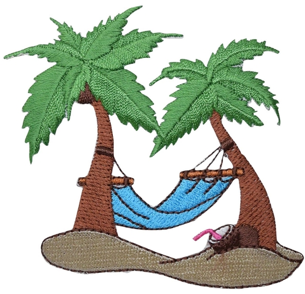Palm Trees - Blue Hammock