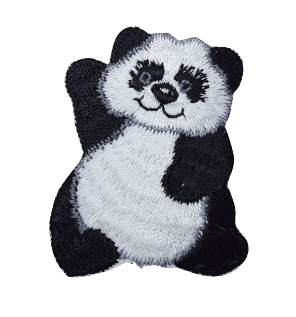 Panda Bear Waving