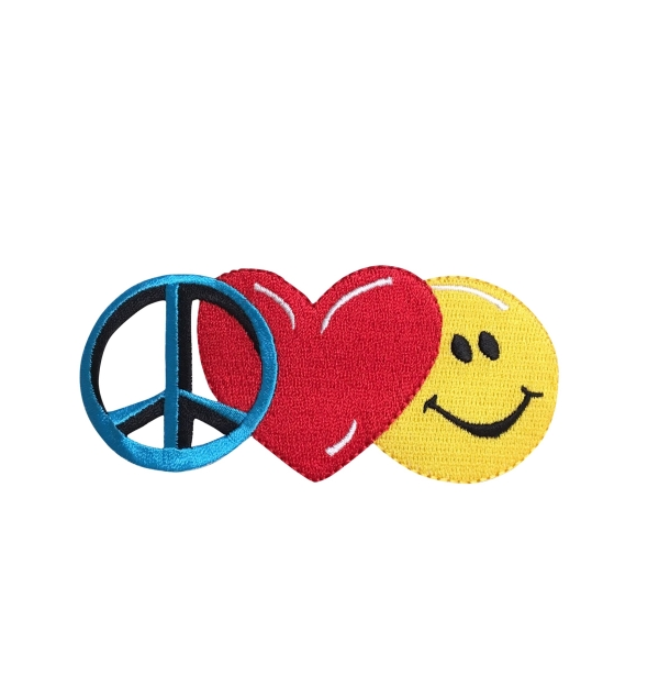 Peace, Love, & Happiness