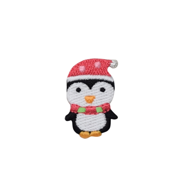 Penguin - Santa Hat