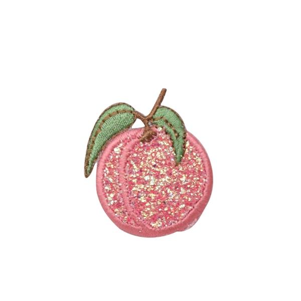 Pink Sparkle Peach